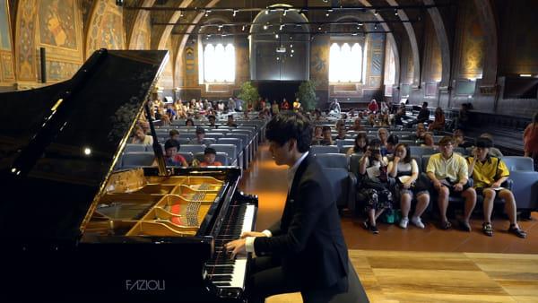 Oltre 200 studenti di musica da tutto il mondo per il Music Fest Perugia