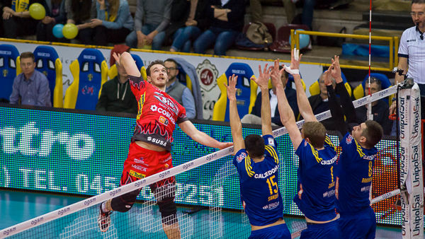Volley A1, il tie break dice Verona. La Sir Safety sconfitta con dignità