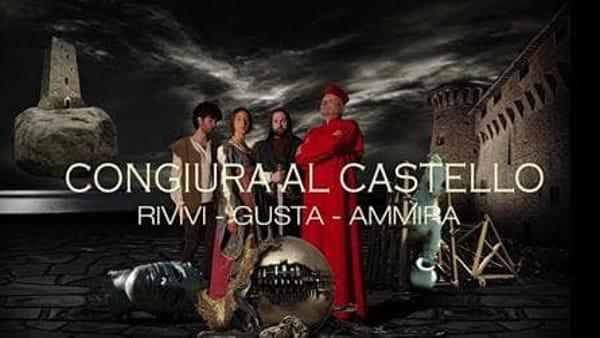 """""""Congiura al Castello"""" del Cavalieri di Malta a Magione, presentazione il 4 Luglio a Perugia"""
