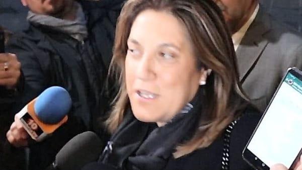 """VIDEO Inchiesta sanità, la presidente Catiuscia Marini si dimette: """"Così libera di difendermi, mai fatto parte di consorterie"""""""