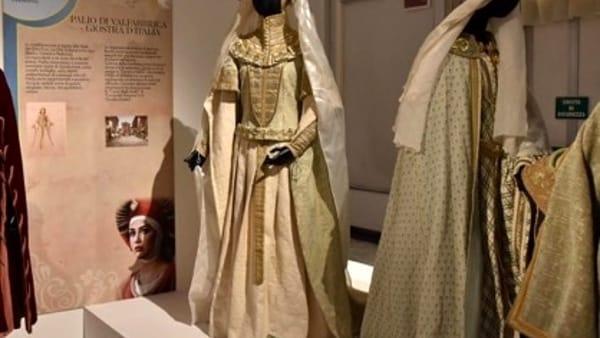 Il Palio di Valfabbrica in mostra al Museo delle Civiltà a Roma