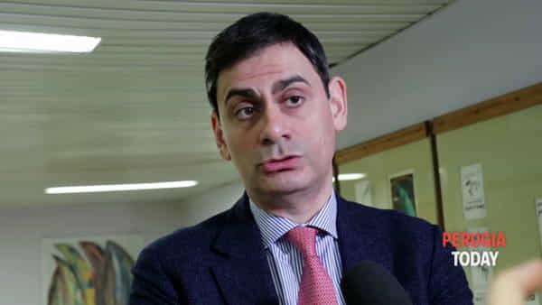"""VIDEO 'Ndrangheta in Umbria, Alunni (Confindustria): """"La legalità è la base dello sviluppo, bene le indagini"""""""