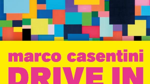 """Alla Rocca di Umbertide dal 3 luglio la mostra personale dell'astrattista Marco Casentini, """"Drive In"""""""