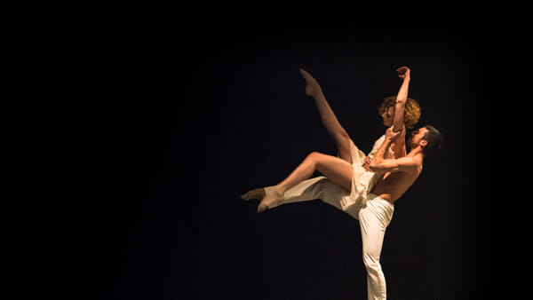 "VISTI PER VOI Teatro Mengoni, ""Love Poems"" della MM Contemporary Dance Company"