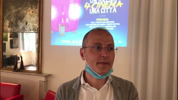 "VIDEO ""Un'arena, 4 cinema e una città"": ""Un'estate all'insegna dei film e dell'unione"""