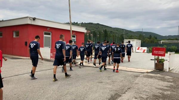 VIDEO Il Perugia torna a scaldare i motori a Pian di Massiano: il primo allenamento prima del ritiro