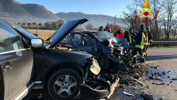 Incidente mortale gubbio