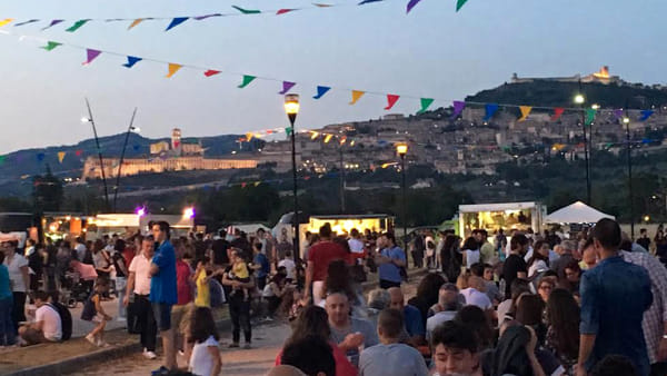 Assisi Food Truck Festival and Village 2018, musica e cibo di qualità: tutti i protagonisti
