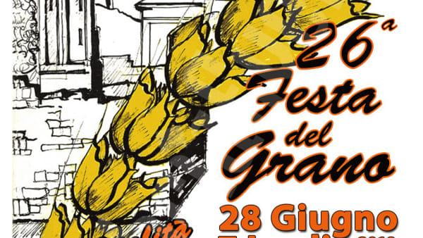 Festa del Grano, a Sant'Angelo di Celle torna l'appuntamento con la tradizione