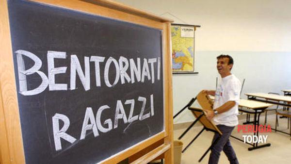 Umbria, il calendario scolastico 2020 2021: le date di inizio e