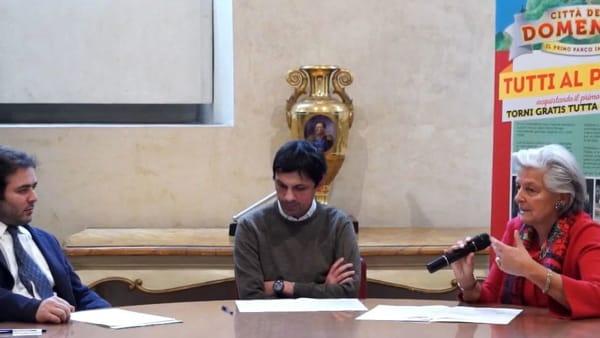 VIDEO Comune di Perugia e Città della domenica ancora insieme per il divertimento di grandi e piccoli