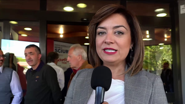 "VIDEO Elezioni regionali Umbria, Michela Sciurpa in campo ""per cambiare l'Umbria"""
