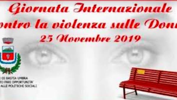 Giornata internazionale contro la violenza sulle donne, le iniziative del Comune di Bastia