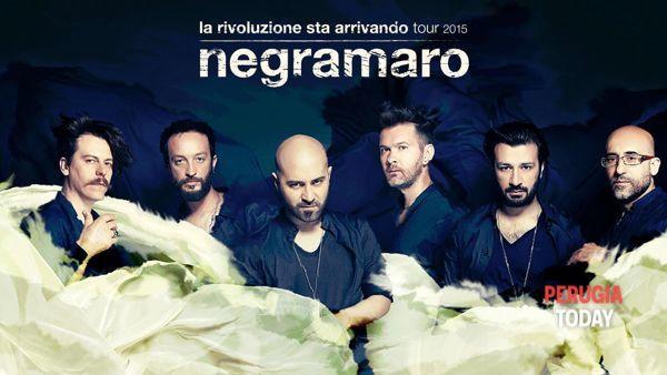 Concerti, la 'rivoluzione' in musica dei Negramaro arriva a Perugia