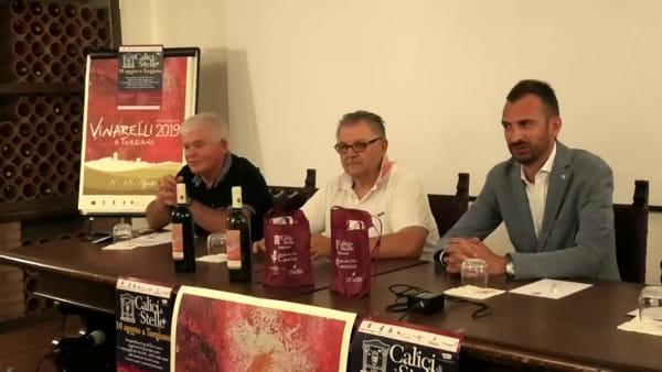 """VIDEO Vinarelli e Calici di Stelle, Falaschi: """"Esaltano al meglio le eccellenze del territorio di Torgiano"""""""