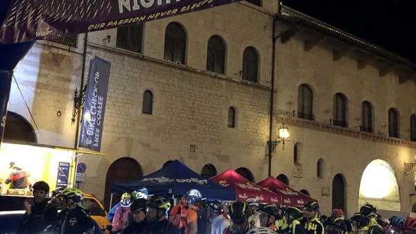 VIDEO Assisi Bike Festival, emozioni in sella alla scoperta dell'Umbria