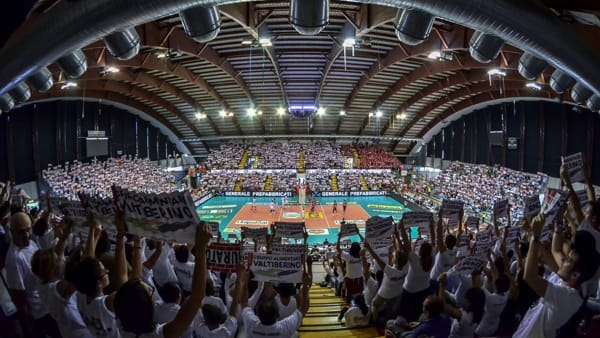Coronavirus, il Volley dà lo stop definitivo: campionato finito anche per la Sir Safety Perugia