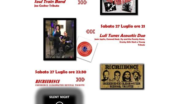 "A Bastia "" dal 26 al 28 luglio Woodstock Festival 50th & street food"""