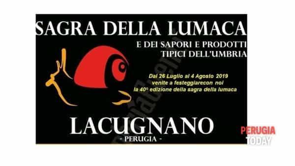 La sagra della Lumaca di Lacugnano compie 40 anni