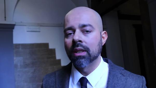 """VIDEO Infiltrazioni mafiose a Perugia, Zuccherini (Pd): """"Ci auguriamo a breve il consiglio grande e la commissione"""""""