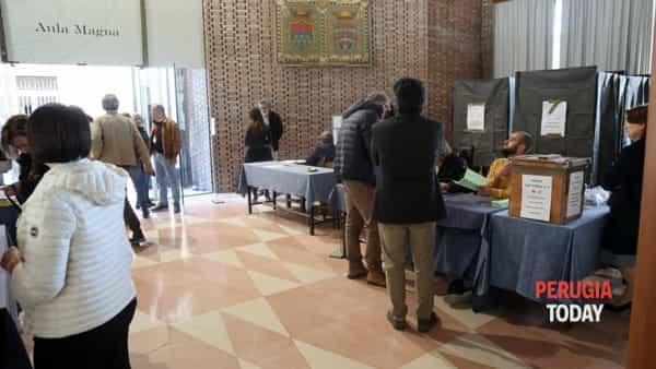 Università di Perugia, elezioni per il nuovo Rettore: lo spoglio in diretta