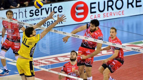 Volley A1 | Modena resta indigesta alla Sir Perugia: Block Devils battuti al tie-break