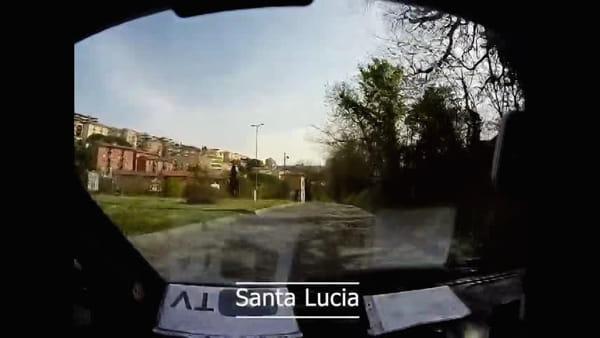 VIDEO - Perugia, viaggio in timelapse nella città deserta causa Coronavirus