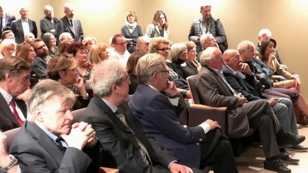 """VIDEO Elezioni regionali Umbria, Claudio Ricci in """"campo"""" con tre liste: """"Le nostre priorità per il futuro"""""""
