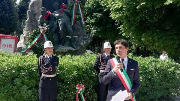 """VIDEO XX Giugno, il discorso integrale del sindaco Romizi: """"Oggi è festa grande, il momento civile più importante di Perugia"""""""