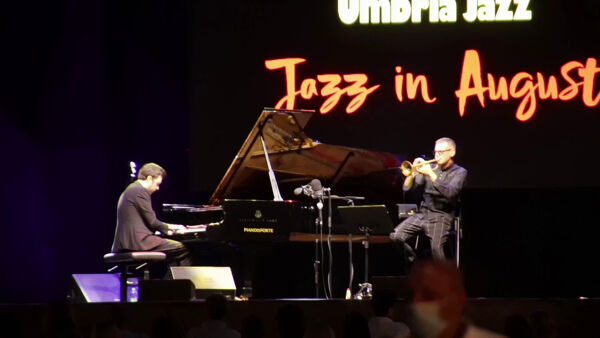 VIDEO Danilo Rea e Fabrizio Bosso per chiudere Jazz in August