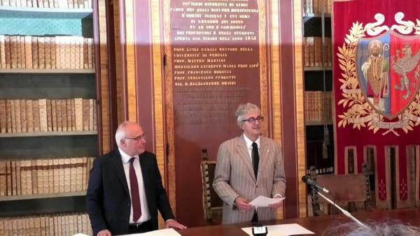 """VIDEO Università di Perugia, il prorettore Elisei: """"Un Ateneo in grado di capire e cogliere le innovazioni"""""""