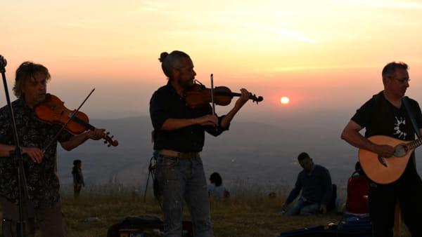 Musica ad alta quota, tutto il mese di luglio in concerti e iniziative sui monti