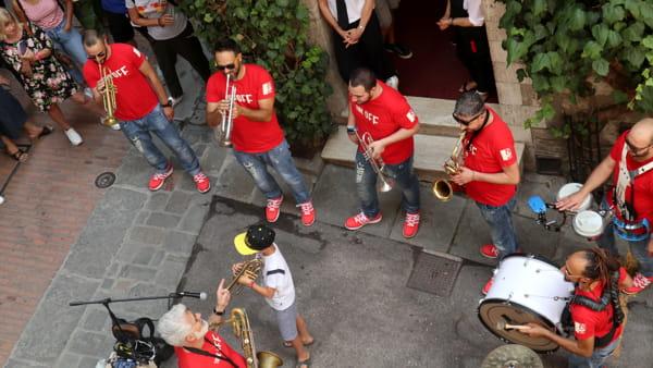 VIDEO Umbria Jazz 2019, piccoli Funk Off crescono