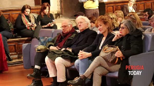 VIDEO Simone Cristicchi e la sua opera sociale protagonisti in Umbria