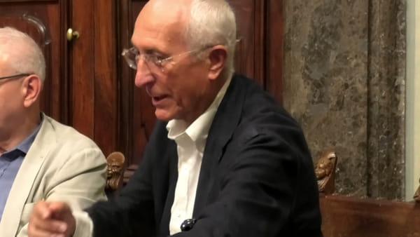VIDEO Carlo Pagnotta: il futuro di Uj, la sorpresa a ottobre, il cartellone di Orvieto. E non manca la polemica su spazi e soldi