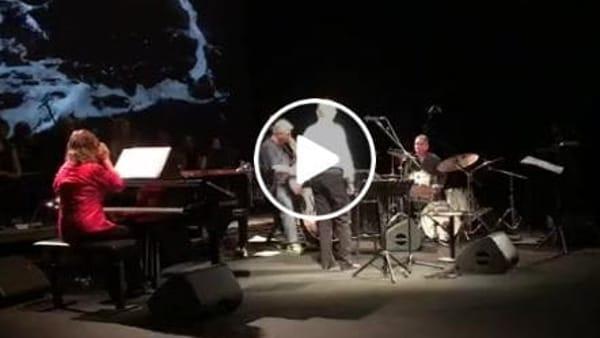 VIDEO Umbria Jazz 2019, il concerto di Gino Paoli al Morlacchi
