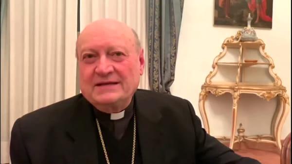 """VIDEO - Il cardinale Gianfranco Ravasi: """"Perugia, città in cui i Salmi potrebbero manifestare la loro bellezza"""""""