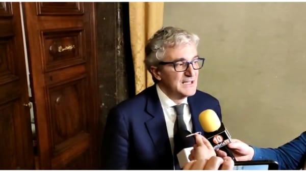 """VIDEO Memorandum Salute, Oliviero: """"Servizi e prestazioni di livello mondiale per la collettività: riorganizzazione e strategia"""""""