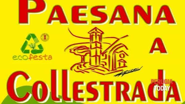 Collestrada si accende d'estate: via alla Festa Paesana