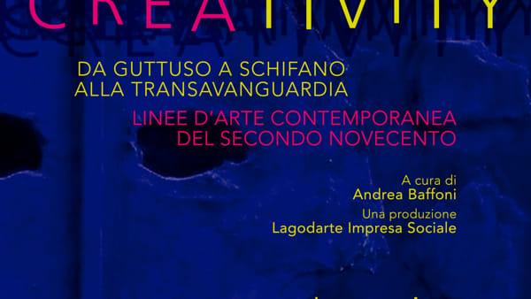 """Il """"potere delle idee"""" per la rinascita, riapre Palazzo della Corgna a Castiglione del Lago con la mostra Creativity"""