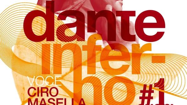 Divina Commedia, con Dante Inferno#1un'altra suggestione al Festival Suoni Controvento