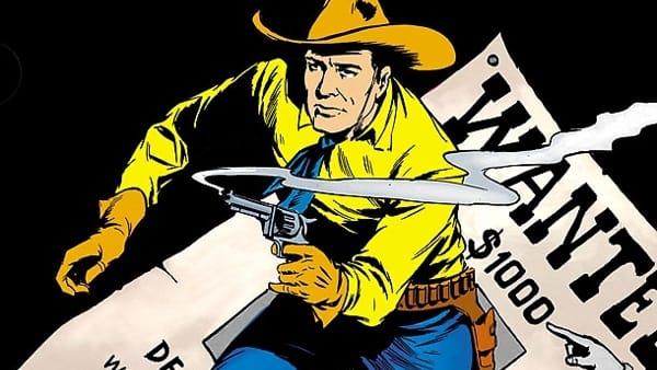 """Tex incontra il cinema: appuntamento con """"Quel treno per Yuma"""""""