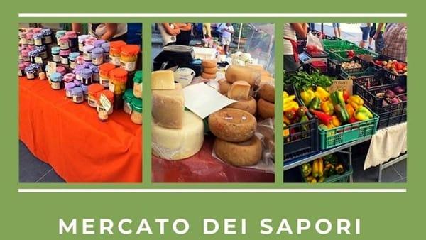 A Montone torna il Mercato dei Sapori tutte le domeniche fino a settembre