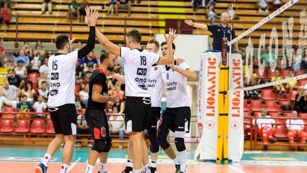 La Colussi torna nel mondo del volley: super accordo con la Sir Safety Perugia