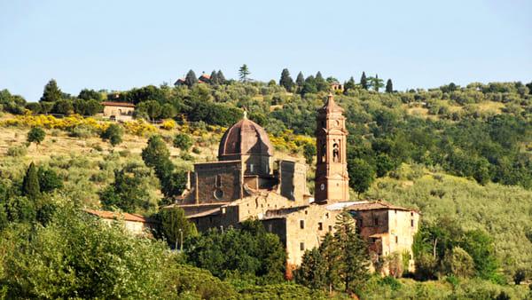 Crowdfunding di successo per la chiesa di Santa Maria dell'Assunta al Castello di Mongiovino Vecchio