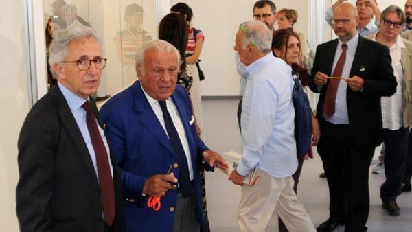 """VIDEO Inaugurato l'Incubatore d'Ateneo, il coordinatore Nadotti: """"Le imprese hanno bisogno d'innovazione"""""""