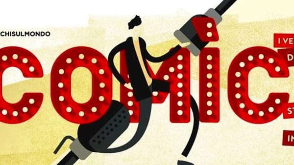"Nel 2020 arriva a Perugia ""Comic"", prima rassegna di stand up comedy"