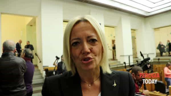 """VIDEO Regione Umbria, la vice presidente del Consiglio Fioroni: """"Il mio impegno per risollevare e rilanciare il territorio"""""""