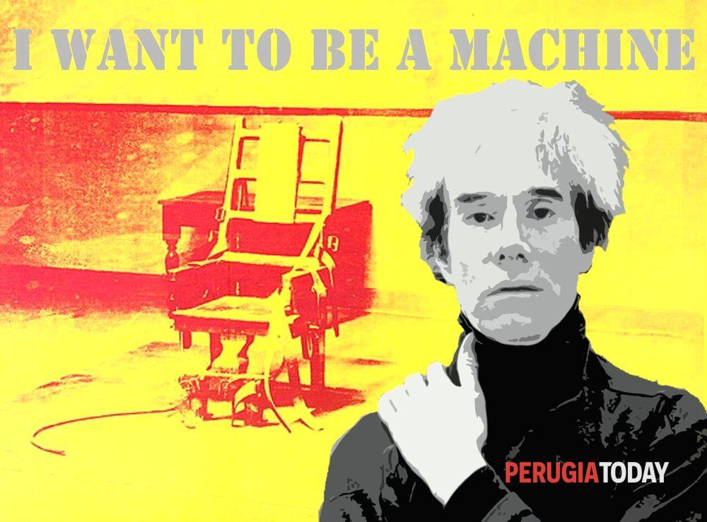 Immagine d'archivio Andy Warhol