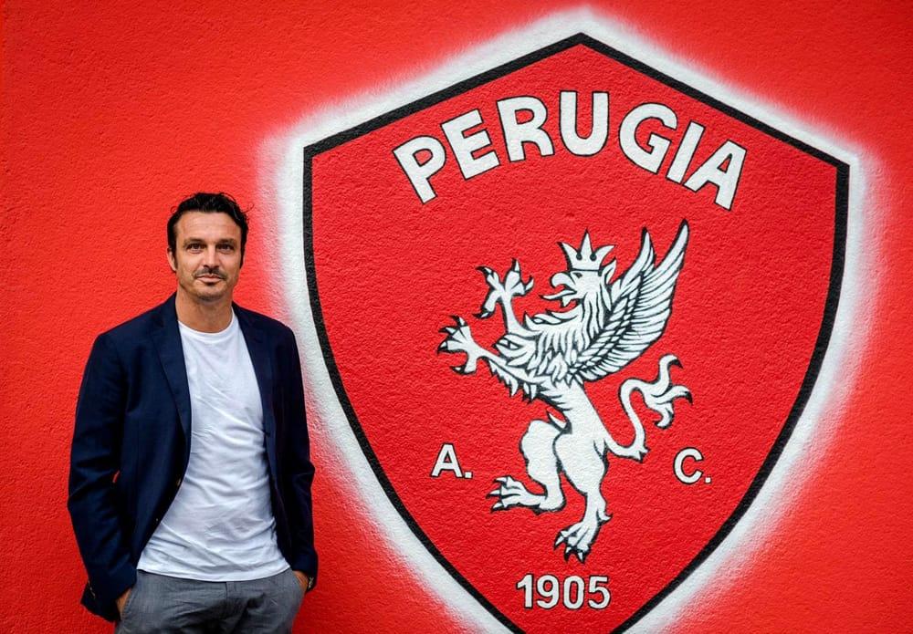 Perugia Calcio, è ufficiale: Massimo Oddo nuovo allenatore ...